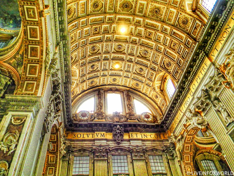 Basilica di San Pietro in Vaticano (Basilica sv. Petra)