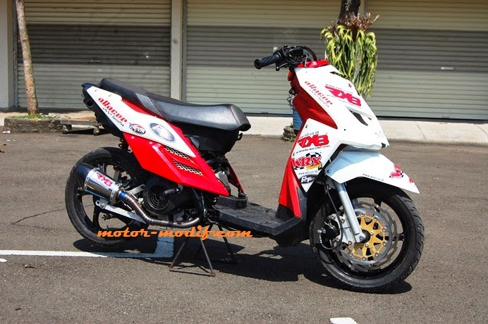 Modifikasi Yamaha X Ride Terbaru