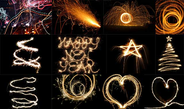 free sparkler