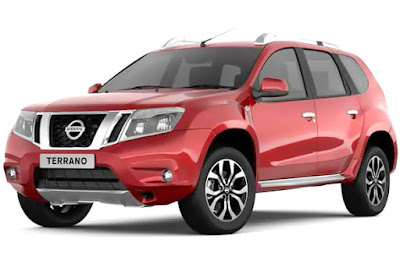 Nissan Terrano AMT Red image