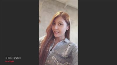 Hasil Kamera Samsung A12 Selfie 4