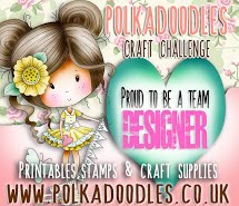Proud DT member for Polkadoodles