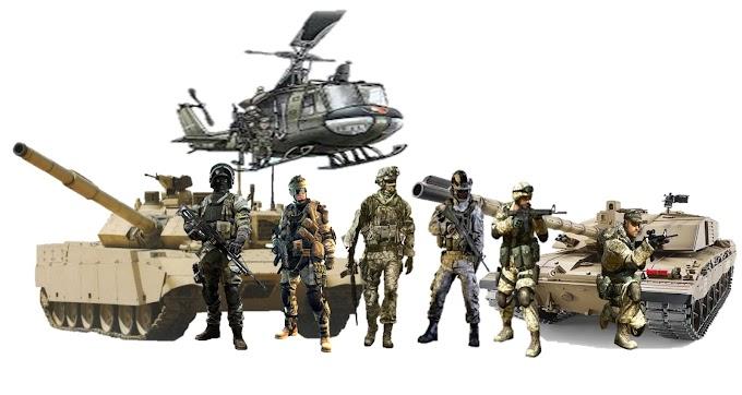 กองทัพไทยแข็งแกร่งแค่ไหน