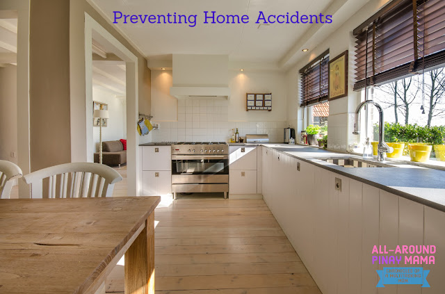 All-Around Pinay Mama, Preventing Home Accidents, Home Safety, AAPM Tips, Home and Living