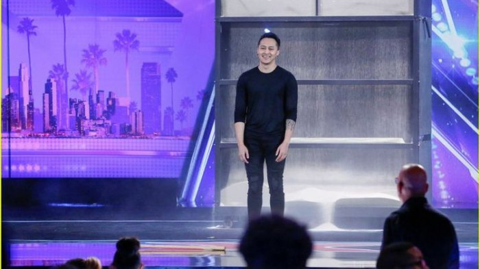 Demian Aditya Stunning in America, Not Appreciated in Indonesia