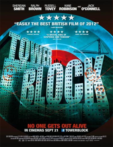 Ver Francotirador (Tower Block) (2012) Online