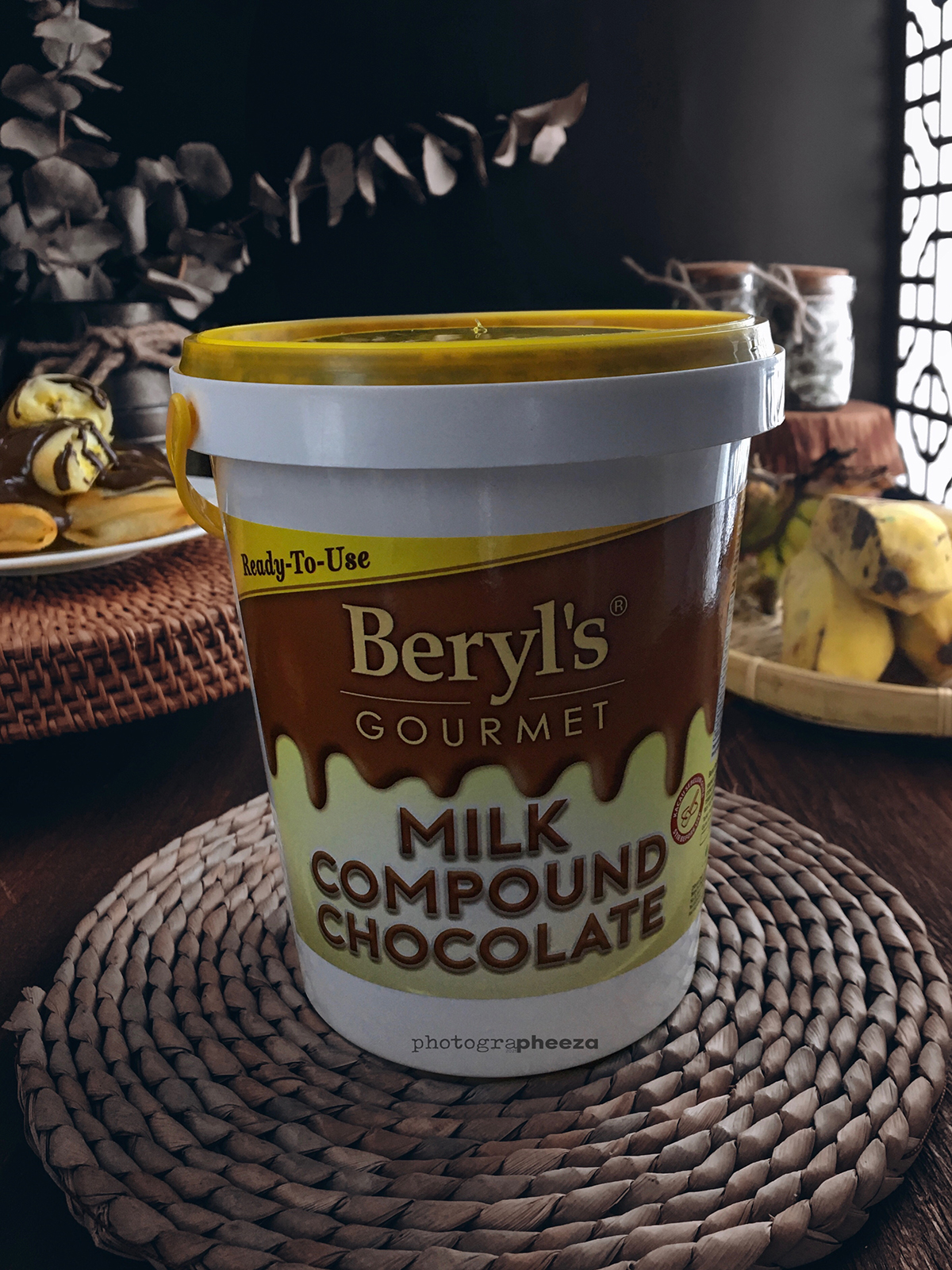 Beryl's Gourmet Milk Compound Chocolate