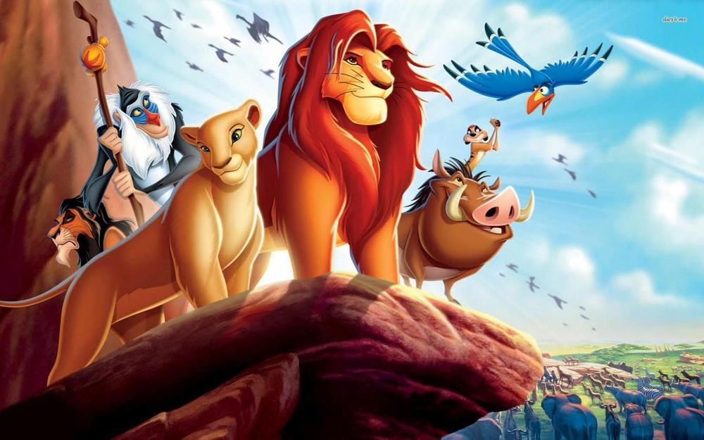 Phim Vua Sư Tử Live-Action - The Lion King Live-Action (2019)