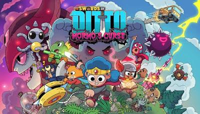 لعبة المغامرات الممتعة The Swords of Ditto مدفوعة للأندرويد - تحميل مباشر