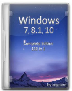 Windows 7 8 1 10 DUAL-BOOT ESD 6in1 August 2018 - Soft Ustad