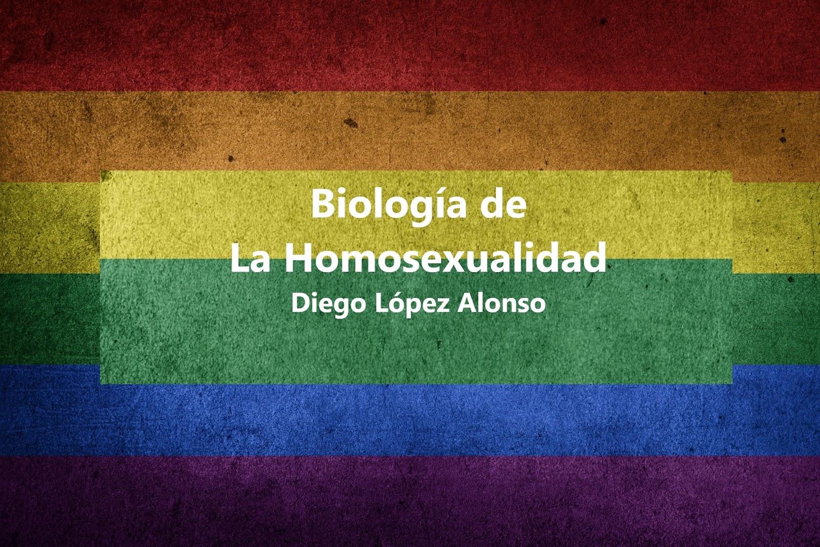 Biología de la homosexualidad. PDF