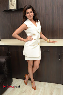 Actress Samantha Ruth Prabhu Interview Pictures  0161.JPG