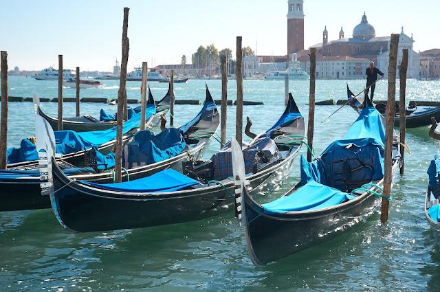 Wenecja, Włochy, podróże, pocztówka