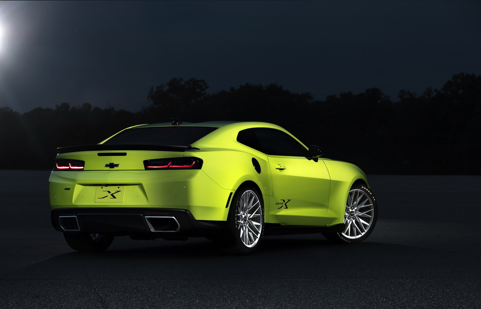 New Camaro Turbo AutoX And SS Slammer Concepts Join Chevy ...