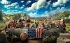 Far Cry 5 - La Cène - Fond d'écran en Full HD 1080p