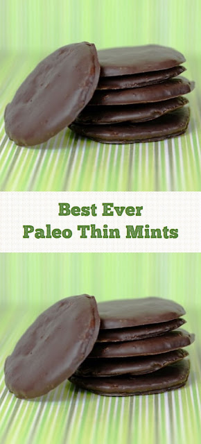 Best Ever Paleo Thin Mints
