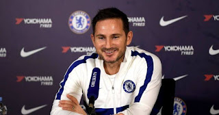 Conte sends message to present Chelsea coach Frank Lampard about his skills & career