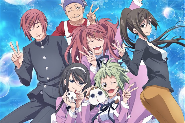 Download OST Opening Ending Anime Amanchu! Advance Full Version