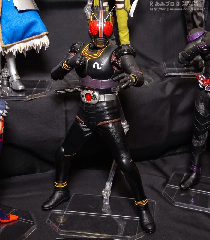 Medicom's RAH Kamen Rider Black 2 0 Unveiled - JEFusion