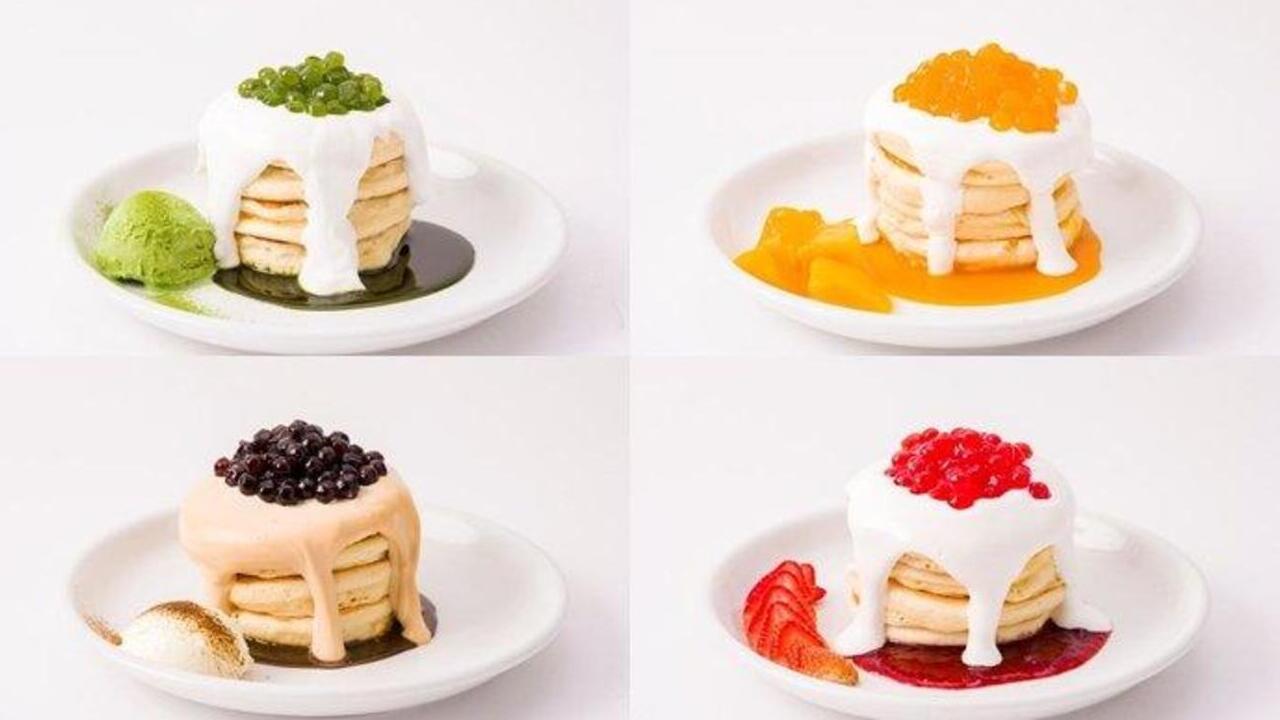 Cara Buat Pancake Boba Ala Cafe