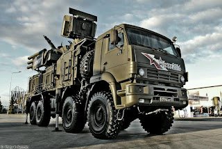Equatorial Guinea ordered pantsir s1 from Russia