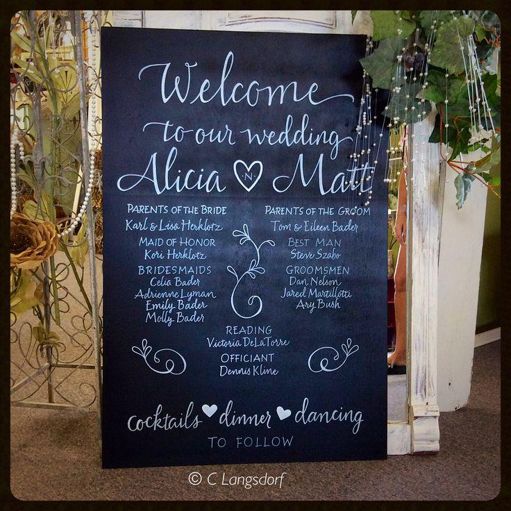 Wedding Program For Ceremony