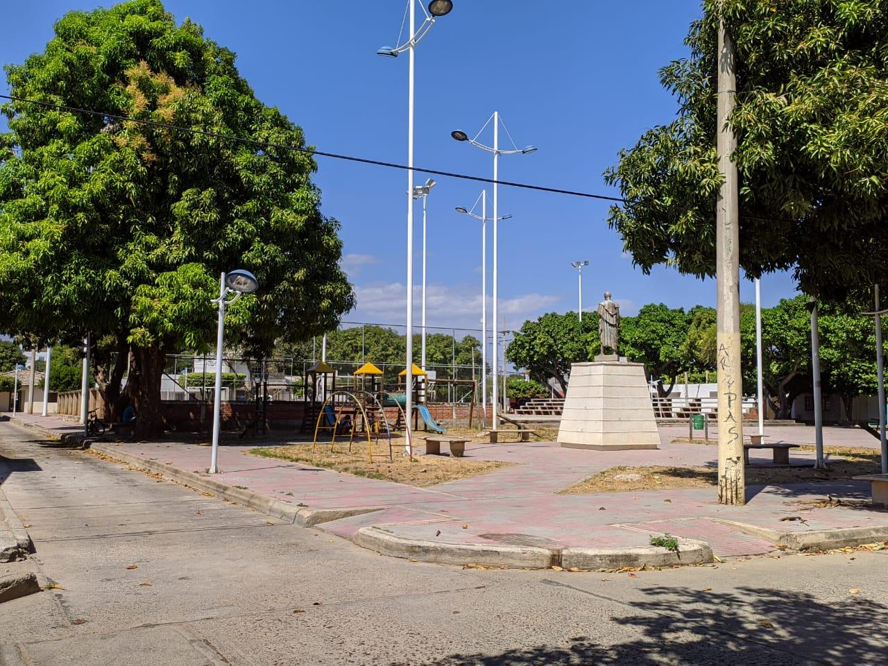 """hoyennoticia.com, """"Parque Simón Bolívar es una 'olla' de venta y consumo de drogas"""""""