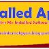 PC/Laptop Me Sabhi Installed Apps Ko Kaise Jaane