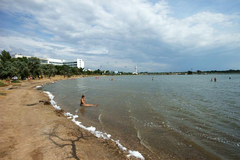 Лечение псориаза на соленых озерах