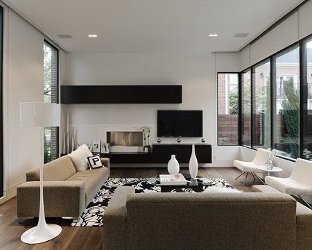 Alternative formal living room ideas living room - Modern family room design ideas ...