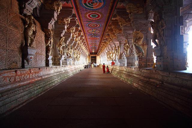 Ramanathaswamy Temple, Rameshwaram