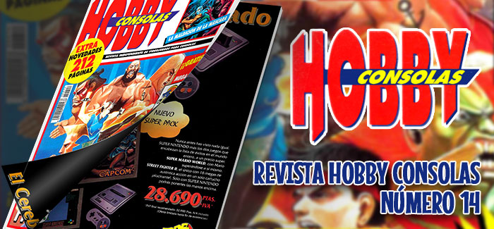 Revista Hobby Consolas Nº 14 (1992)