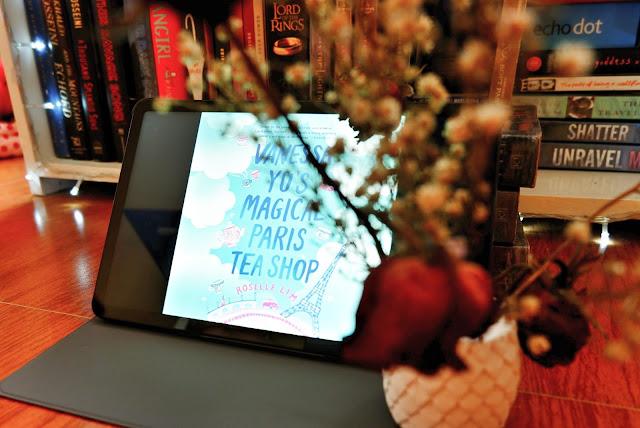 BLOG TOUR: Vanessa Yu's Magical Paris Tea Shop by Roselle Lim