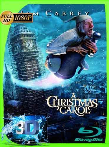 Los Fantasmas de Scrooge (2009) Latino Full 3D SBS 1080P [GoogleDrive] chapelHD