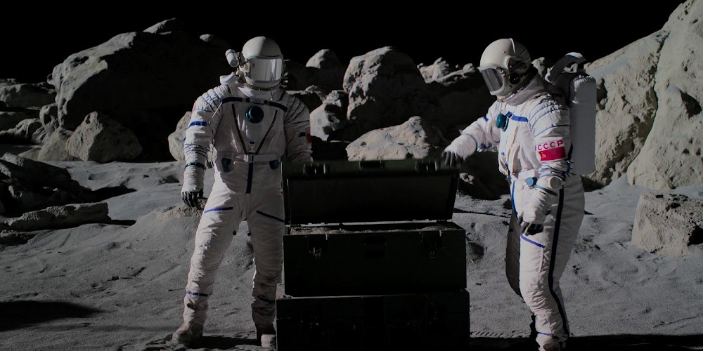 Soviet cosmonauts on the Moon in season 2 of 'For All Mankind'