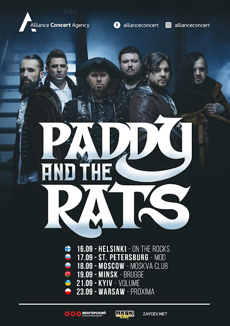 Paddy and the Rats в России