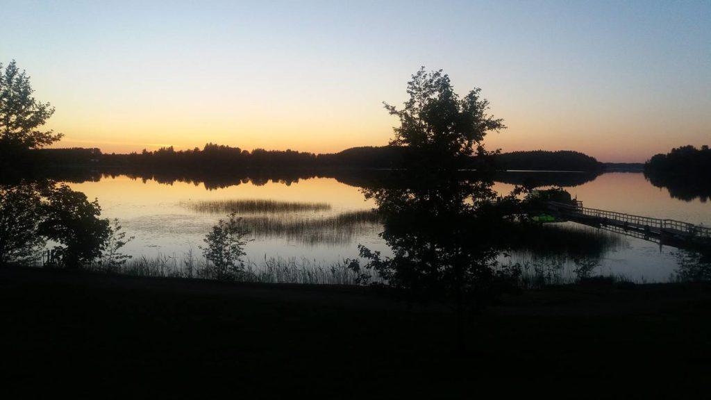 Night walk - Summer