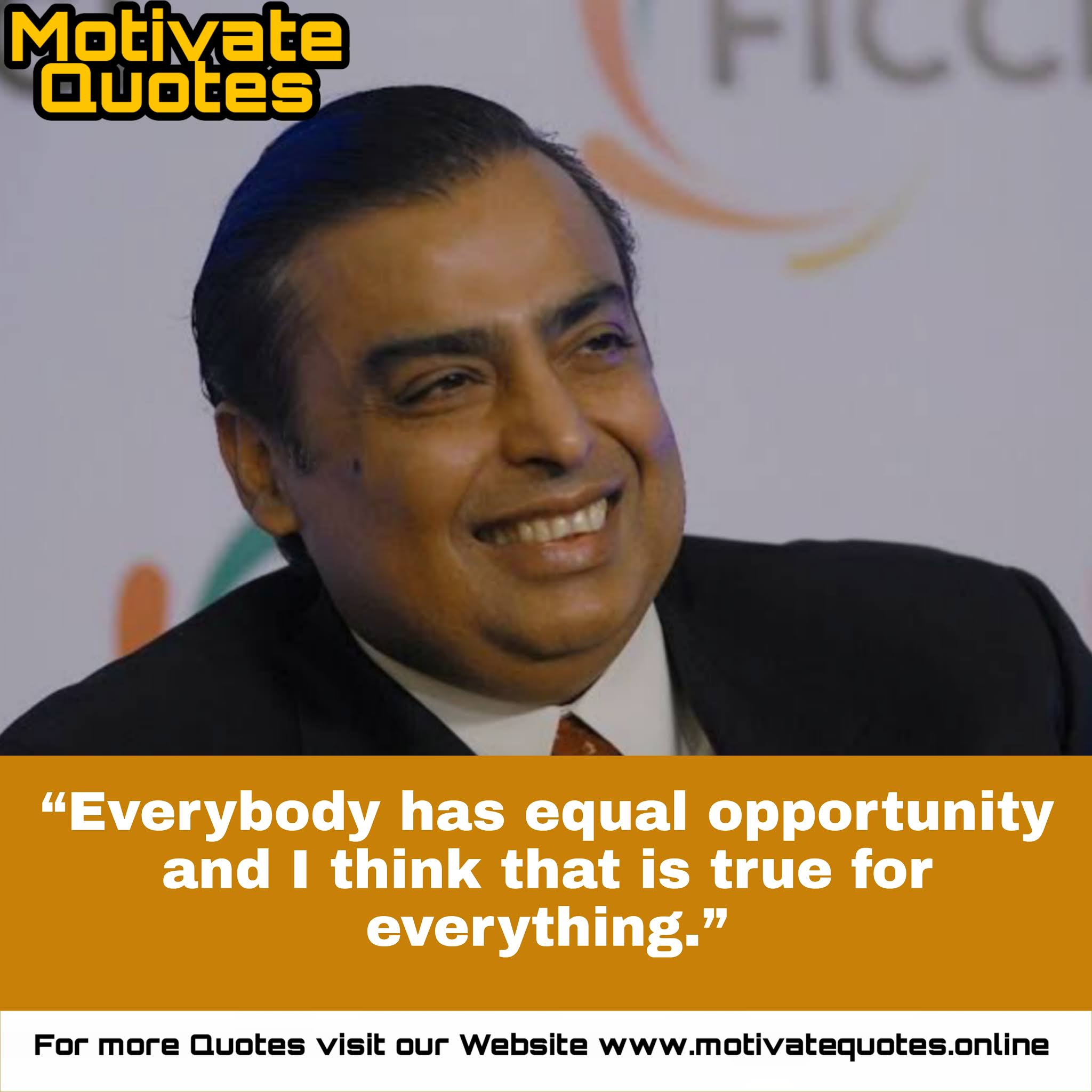 Motivational Quotes by Mukesh Ambani to improve your Business insights