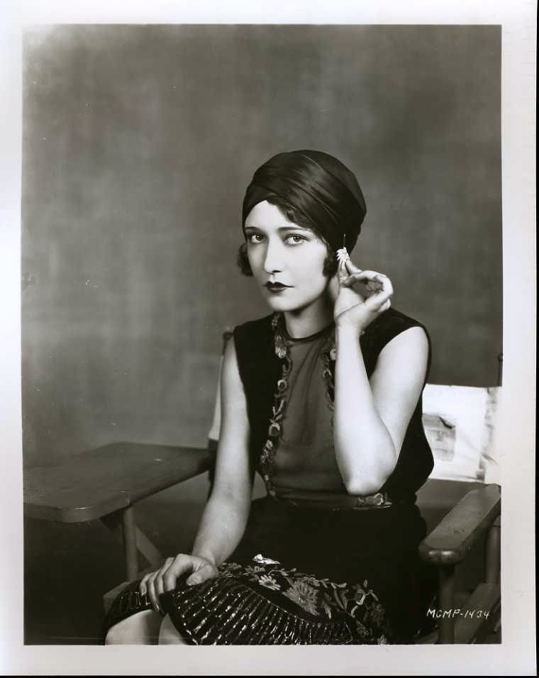 American film and stage actress Dorothy Sebastian