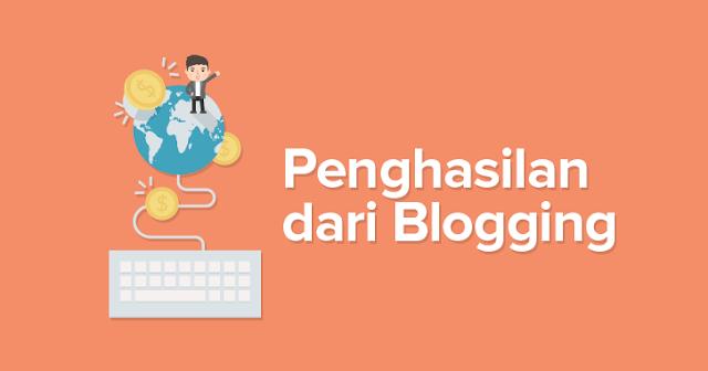 Cara Menghasilkan Uang Dengan Posting  Blog