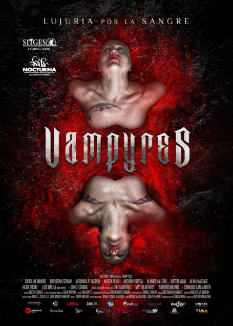 Vampyres (2015) Subtitle Indonesia – BluRay 1080p
