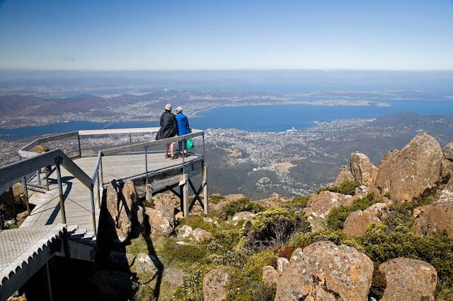 Monte Wellington Park Australia