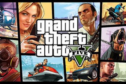 Download Grand Theft Auto V (GTA 5) PC
