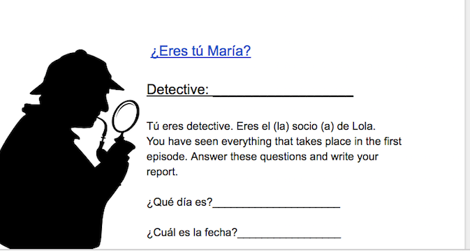 Spanish Classroom Activities, Resources, Comprehensible Input and ...