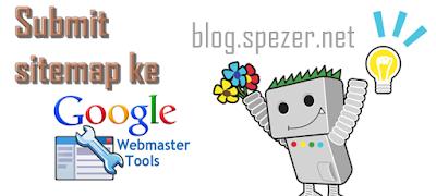 Cara lengkap sitemap blog ke Google Webmaster tools