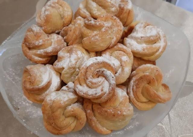 Печенье Чайная Роза