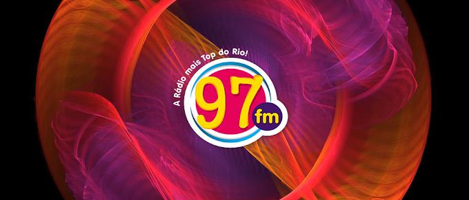 Top Rio FM muda seu nome para 97 FM e reformula programação.