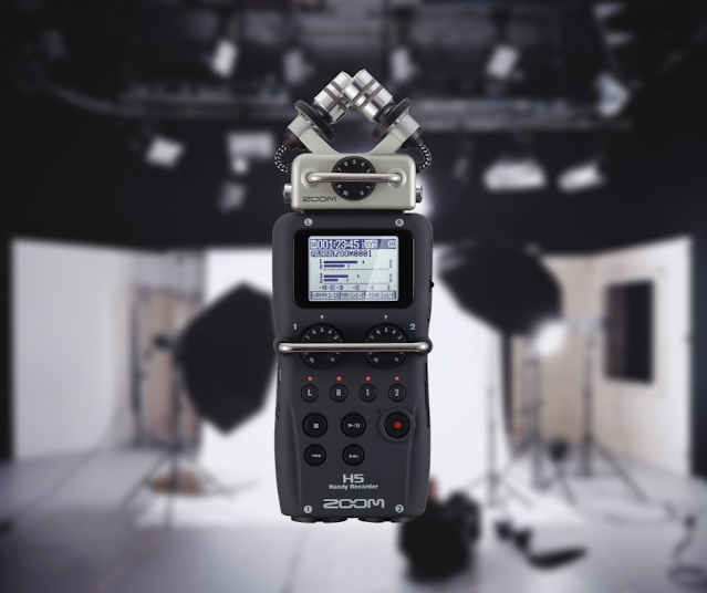 Zoom H5 Handheld Recorder Review