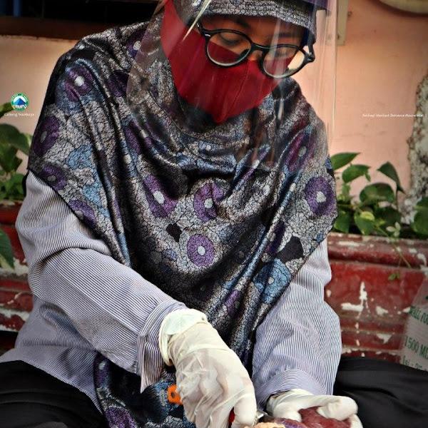 Pengalaman Ikut Kepanitiaan Idul Adha di Tengah Pandemi Covid-19