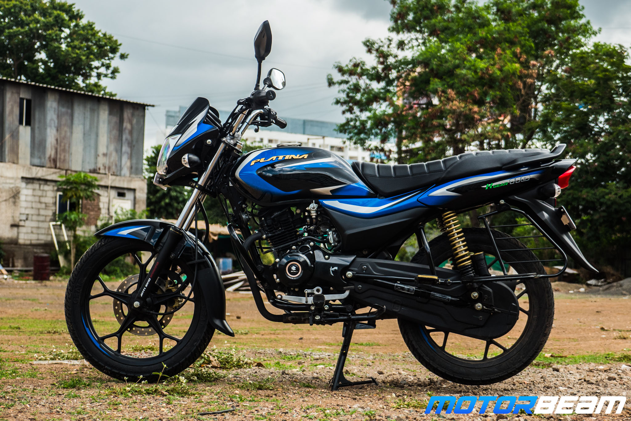 Bajaj Platina 110 H-Gear Price, Mileage, Specifications, Colors, Top Speed and Service Schedule